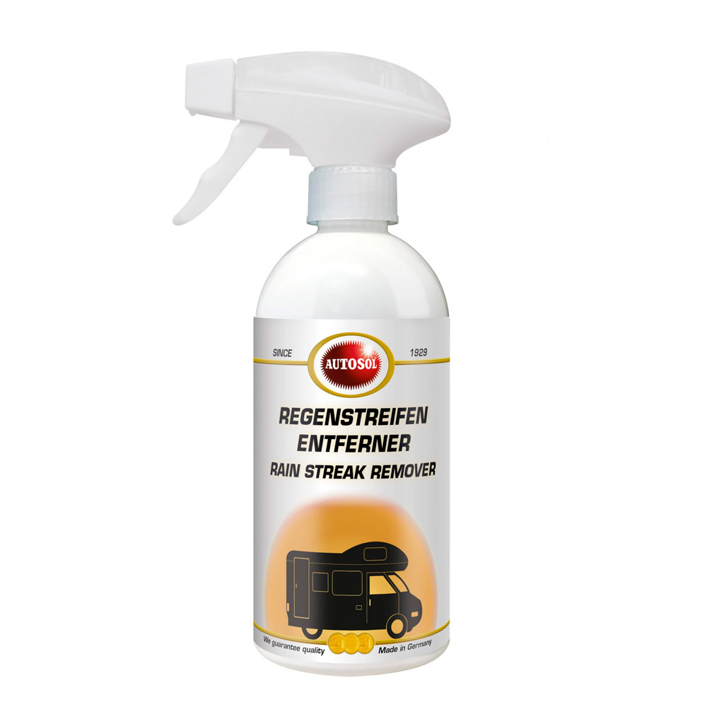 Autosol regnstribefjerner 500 ml Bil & Trailer // Rengøring og vedligeholdelse