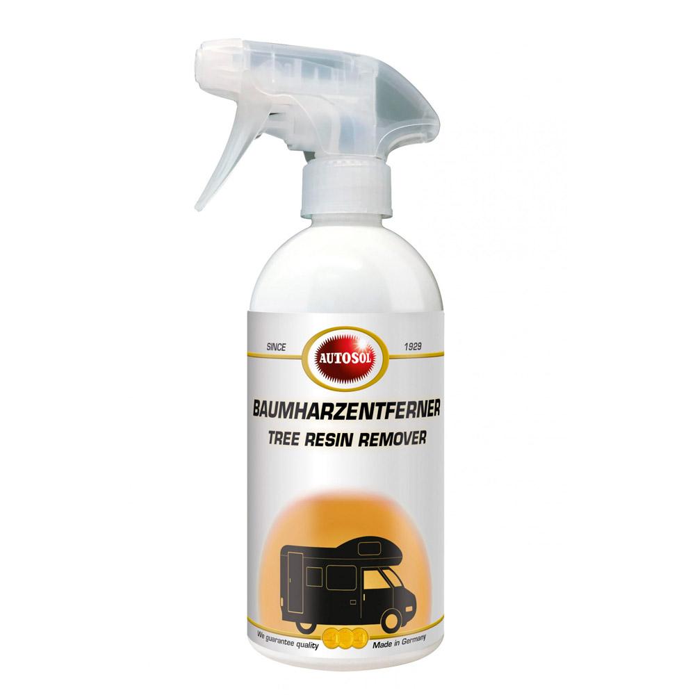 Autosol harpiksfjerner 500 ml Bil & Trailer // Rengøring og vedligeholdelse
