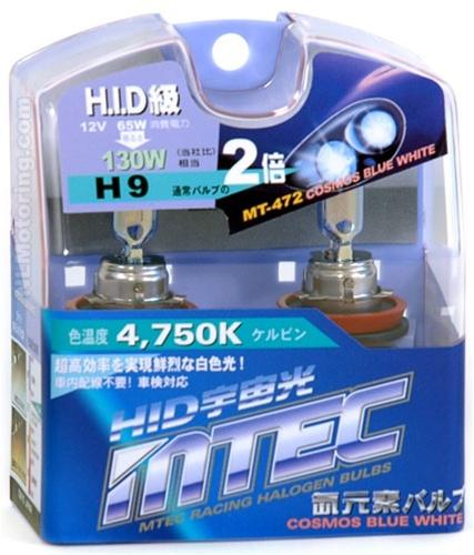 MTEC Cosmos Blue pærer H9