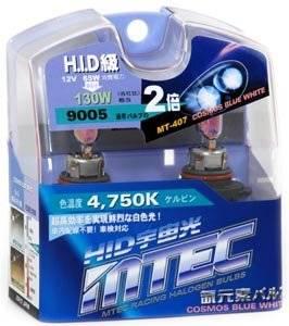 MTEC Cosmos Blue pærer HB3 (9005)