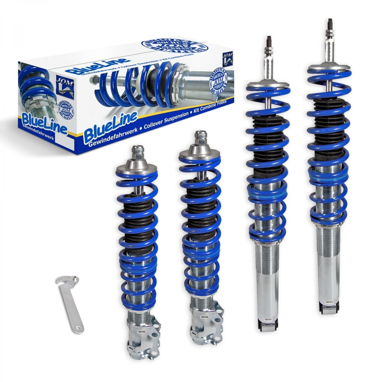 Blue Line - Gevindundervogn til VW Vento - Årgang 1991-1997 Styling > Gevindundervogn > VW > Vento