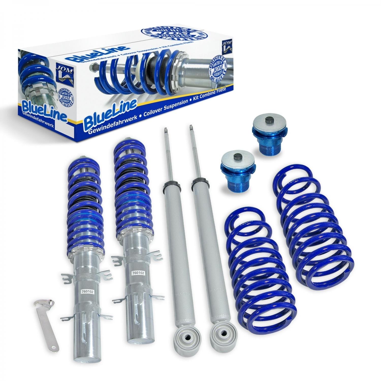 Blue Line - Gevindundervogn til Seat Leon/ Toledo (1M) Styling > Gevindundervogn > Seat > Leon