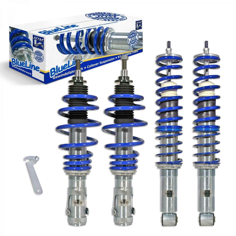 Blue Line - Gevindundervogn til Seat Ibiza (6K) Styling > Gevindundervogn > Seat > Ibiza