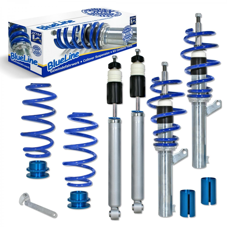 Blue Line - Gevindundervogn til VW Golf V - 4Motion Styling > Gevindundervogn > VW > Golf 5