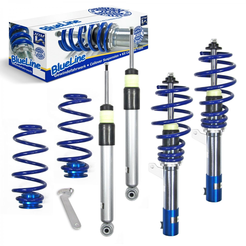Blue Line - Gevindundervogn til VW Golf VI - 4Motion Styling > Gevindundervogn > VW > Golf 6