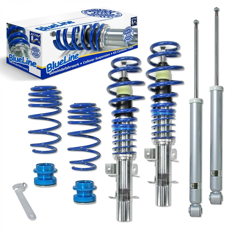 Blue Line - Gevindundervogn til VW Fox Styling > Gevindundervogn > VW > Polo