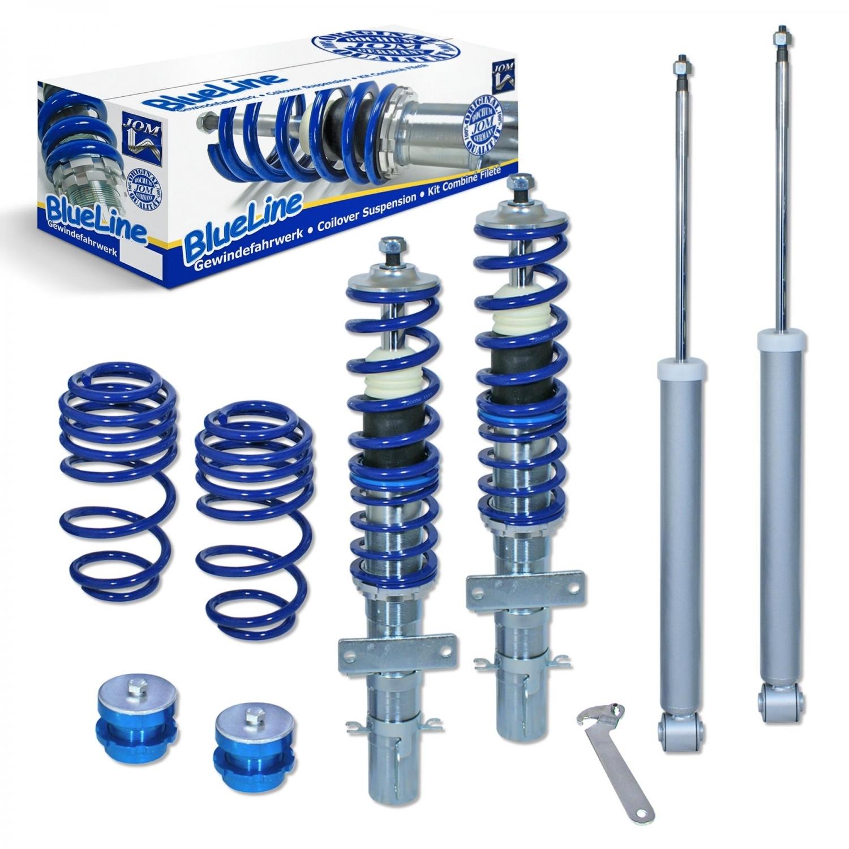 Blue Line - Gevindundervogn til Seat Ibiza 6J/6P Styling > Gevindundervogn > Seat > Ibiza