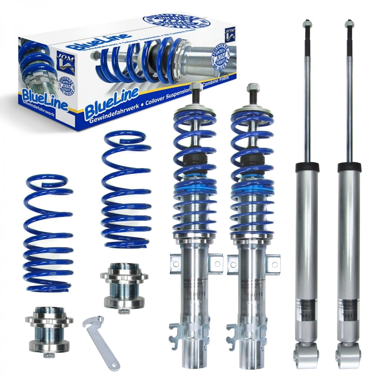 Blue Line - Gevindundervogn til VW Up Styling > Gevindundervogn > VW > Up