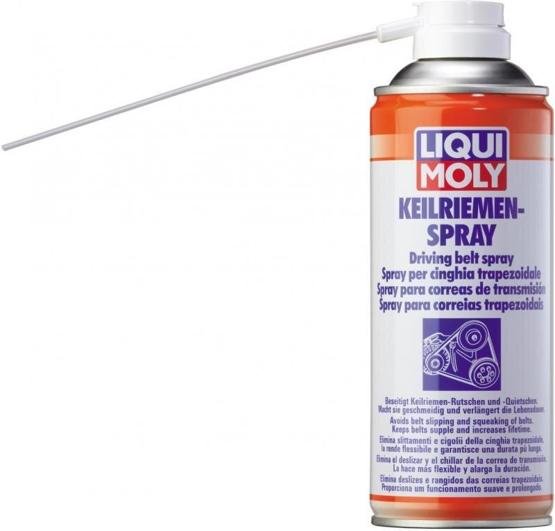 Kilerems spray til pleje og beskyttelse af kilerem