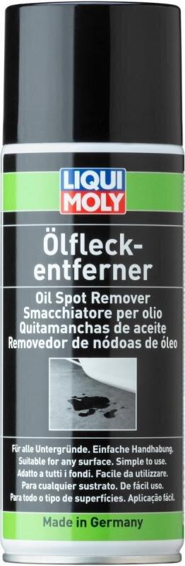 Oliepletfjerner spray