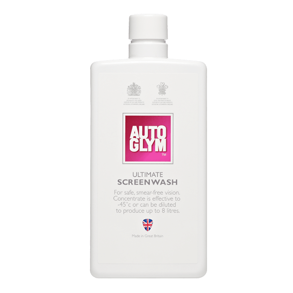 Autoglym Sprinkler Koncentrat - Ultimate Screenwash 500 ml. Bilpleje > Autoglym > Glas